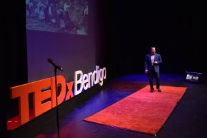 TEDxBendigo Connected 2017 - Maxsum Consulting MD Joe Ciancio