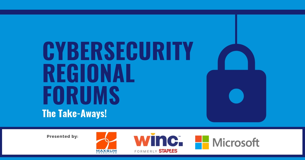 Cybersecurity Regional Forums