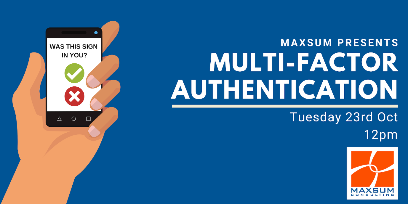 Multifactor Authentication Event